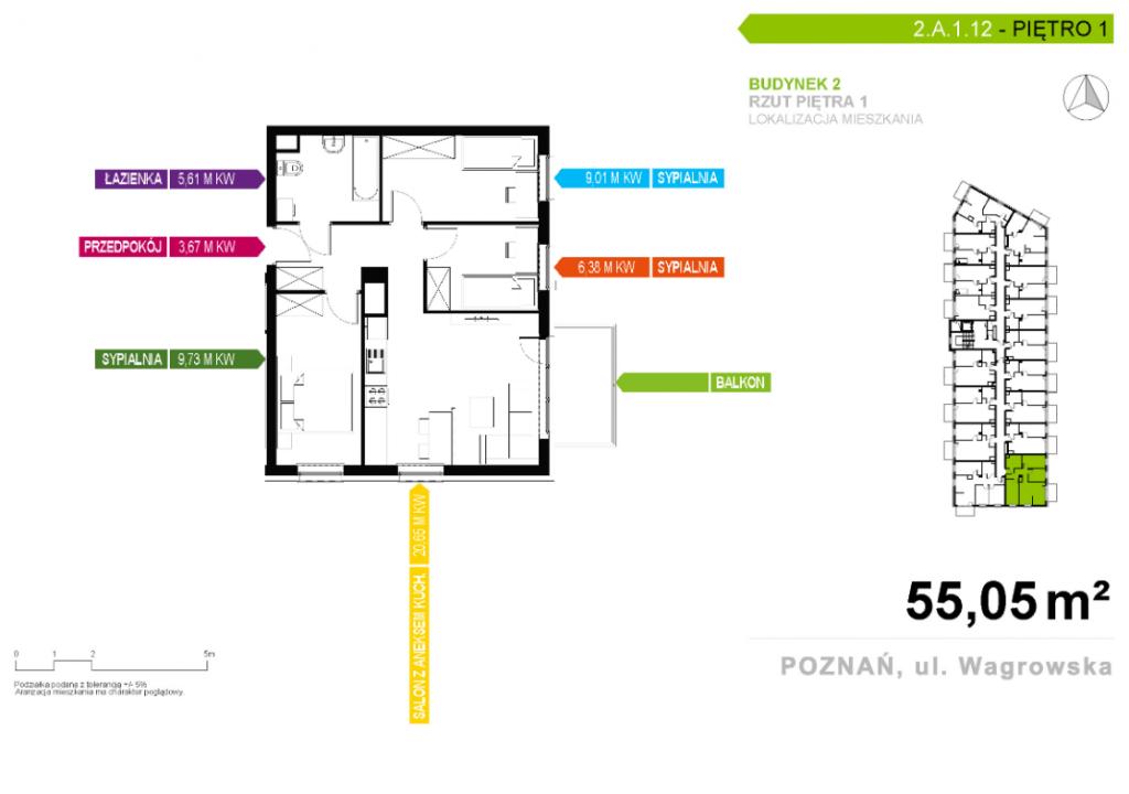 2.A.1.12 deweloper poznań 1024x720 - Inwestycja Nowe Miasto - Poznań, Nowe Miasto, ul. Wagrowska
