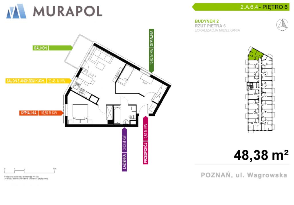 2.A.6.4 Rynek pierwotny poznań 1024x715 - Inwestycja Nowe Miasto - Poznań, Nowe Miasto, ul. Wagrowska
