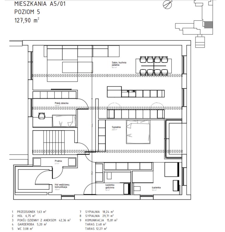 A5.01 - Inwestycja Młyn nad Cybiną - Poznań, Nowe Miasto, ul. Sarnia