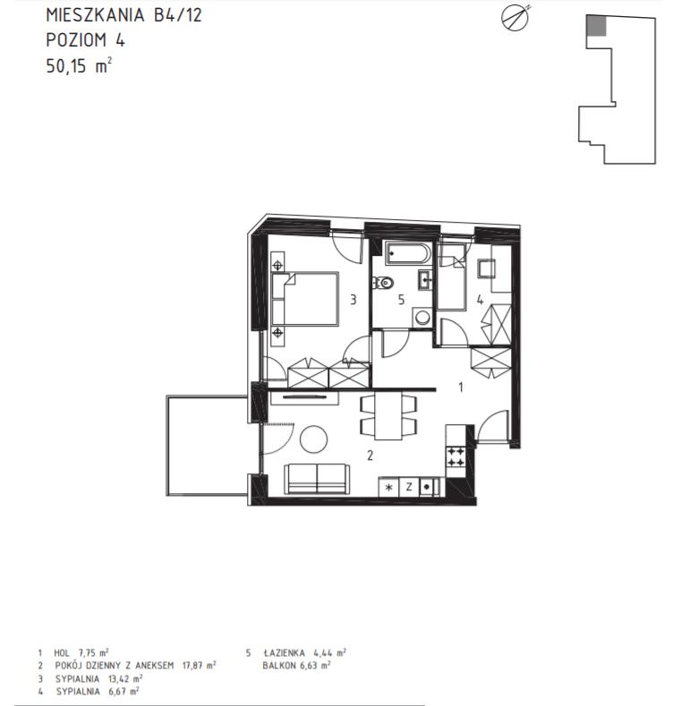 B4.12 - Inwestycja Młyn nad Cybiną - Poznań, Nowe Miasto, ul. Sarnia
