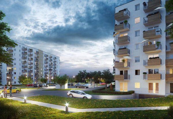 dom poznań 5 600x415 - Inwestycja Nowe Miasto - Poznań, Nowe Miasto, ul. Wagrowska