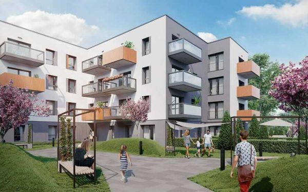 kawalerka poznań 10 600x375 - Inwestycja Cerisier Residence - Poznań, Grunwald, ul. Smardzewska