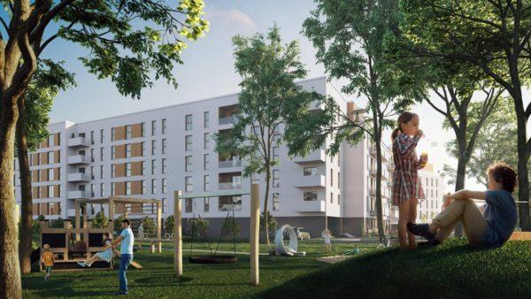 kupię dom 2 600x338 - Inwestycja Soleil de Malta - Poznań, Nowe Miasto, ul. Milczańska