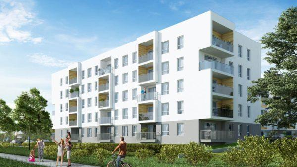 mieszkanie na sprzedaż 1 600x338 - Inwestycja Nowe Żegrze - Poznań, Nowe Miasto, ul. Byteńska