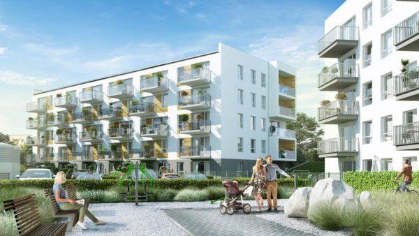 mieszkanie poznań 5 600x338 - Inwestycja Nowe Żegrze - Poznań, Nowe Miasto, ul. Byteńska