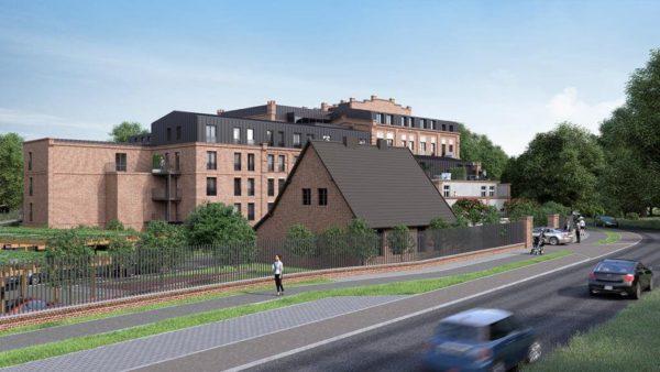 mieszkanie poznań nowe miasto 600x338 - Inwestycja Młyn nad Cybiną - Poznań, Nowe Miasto, ul. Sarnia