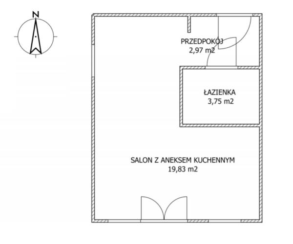 rzyt krzyszto 600x501 - 1 pokój, 2 piętro - Poznań, Narmowice, ul. Karpia