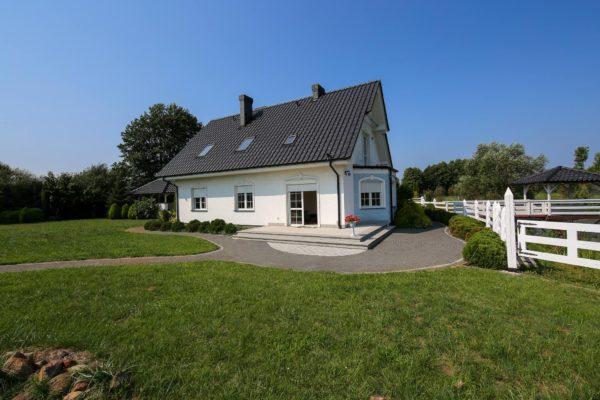 dom 600x400 - Dom wolnostojący, 5 pokoi, 214 m2 - Grubsko, k. Nowego Tomyśla