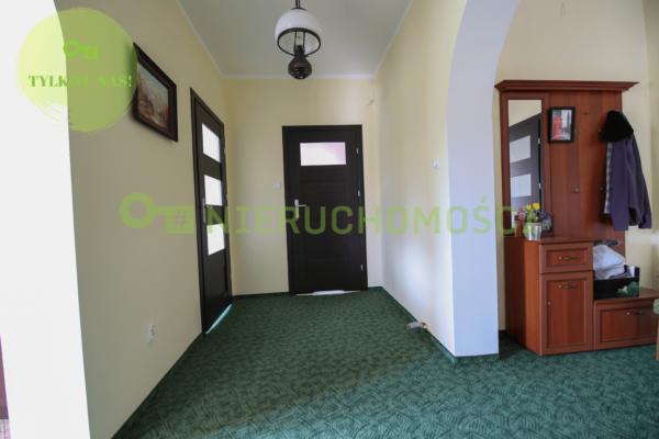 dom w nowym tomyślu 600x400 - Dom wolnostojący, 5 pokoi, 214 m2 - Grubsko, k. Nowego Tomyśla