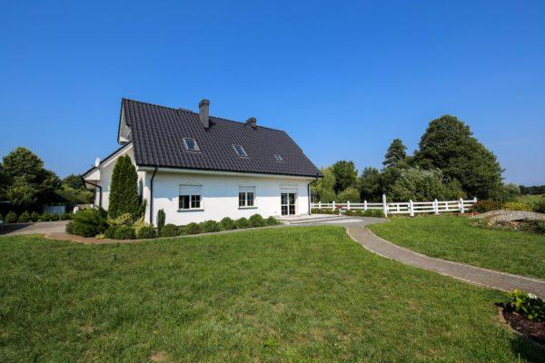 kupię dom grubsko 600x400 - Dom wolnostojący, 5 pokoi, 214 m2 - Grubsko, k. Nowego Tomyśla