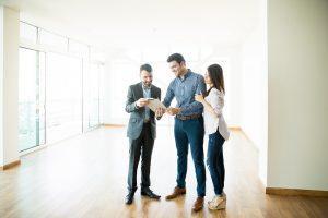 sprzedaży mieszkania