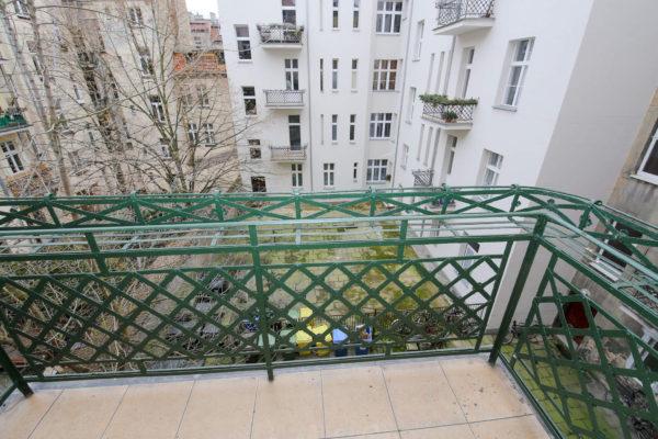 lokal biurowy w kamienicy 600x400 - 3 pokoje, 2 piętro - Poznań, Jeżyce, Kraszewskiego