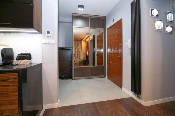 trzy pokoje na sprzedaż 600x400 - 3 pokoje, 2 pietro - Plewiska, ul. Miętowa